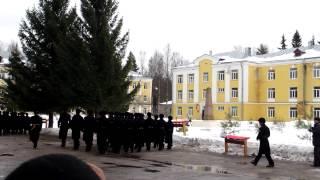 В/ч 56529-2, Ломоносов. Присяга 13.02.2015