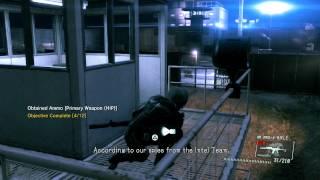 MGSV: Ground Zeroes Jamais Vu DLC (PS4) Quick Play