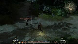 Arcania Gothic 4 : Goblin Ambush PC Gameplay Gothic Mode GTX 480