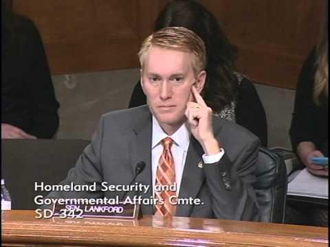 Senator Lankford Questions Panel at HSGAC Immigration Hearing