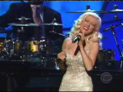 Christina Aguilera - A Song For You (Grammy 2006)