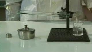 Опыты по химии. Типы химических реакций