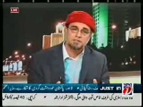 Zaid Hamid Speaks True Story of Mumbai Terrorist Attacks