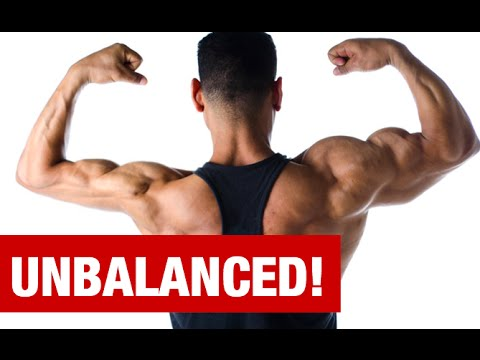 How to Fix Muscle Imbalance (EQUALIZE YOUR SIZE!)