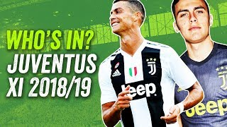 Cristiano Ronaldo and Emre Can IN, Douglas Costa OUT! How Juventus will line up in 2018/19