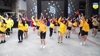 Flashmob Hanguel Festival 2018 - ĐH Văn Hiến