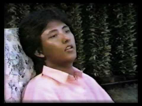 #001 Soe Thu on MRTV 1986