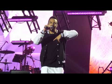 Craig David - Following My Intuition Tour - TS5 DJ SET Garage Mix Mash Up - Live Concert