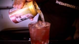 Demon - Stock Prestige Cocktail Recipe Tutorial