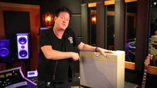 Divided By 13 BTR 23 Combo Amp Demo w/ Lance Keltner