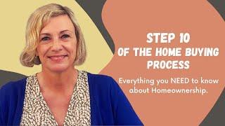 Step 10: Homeownership