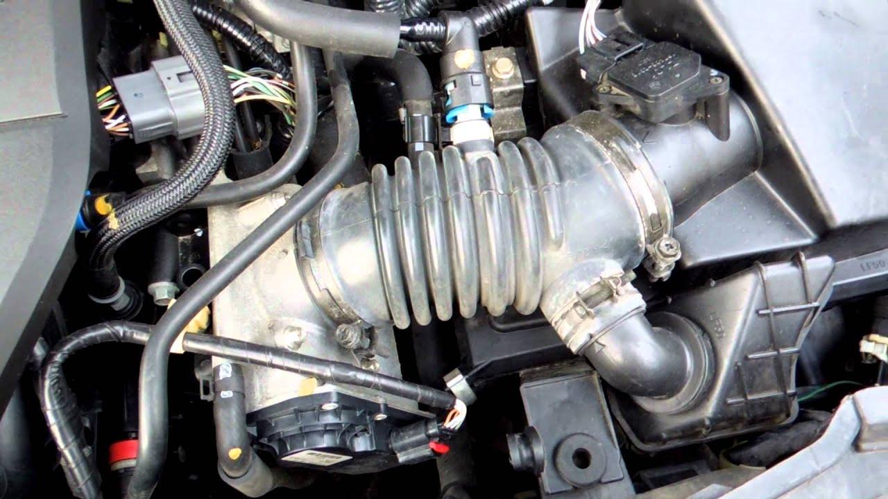 mazda 3 fuel filter