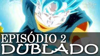 Super Dragon Ball Heroes - Episódio 2 [DUBLADO PT-BR]