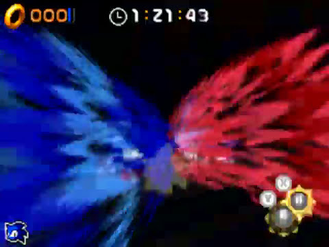 Sonic Rush - Vs. Blaze
