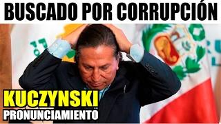 Ultimas noticias de PERU, ALEJANDRO TOLEDO BUSCADO POR CORRUPCIÓN, HABLA KUCZYNSKI 13/02/2017