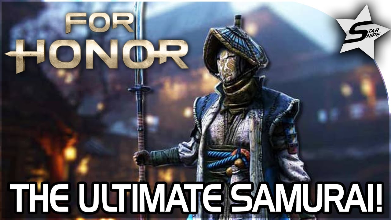 for honor best class