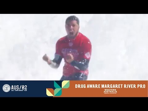 Day 4 Highlights - Drug Aware Margaret River Pro 2017