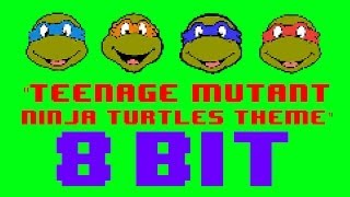 Teenage Mutant Ninja Turtles Theme Song (8 Bit Remix Cover Version) - 8 Bit Universe