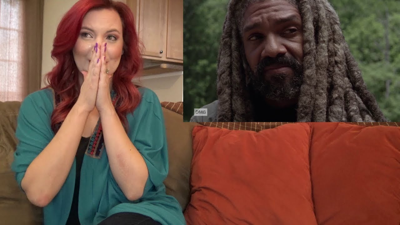 """Download The Walking Dead 10x04 """"Silence the Whisperers"""" Reaction"""