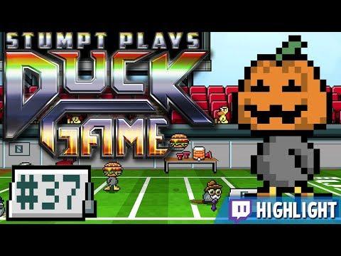 Duck Game - #37 - David S. Stumptkins!!!