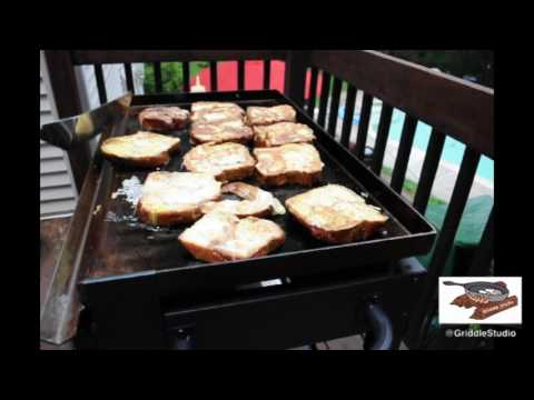 Father's Day Cinnamon Bread French Toast