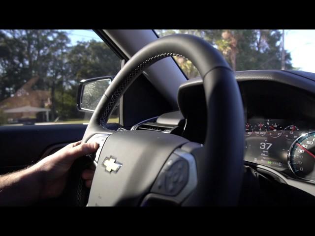 2017 Chevrolet Suburban Adaptive Cruise Control | Nimnicht Chevrolet