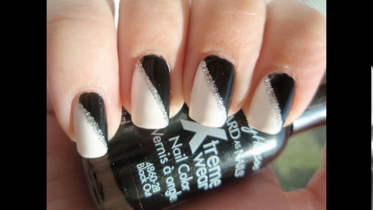 Elephant tusk nail art designs - YouTube