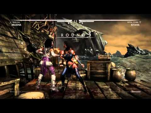 MKXL Stage Fatality - The Kove
