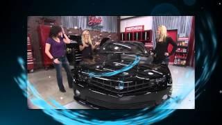 rksport camaro hood featured by all girls garage