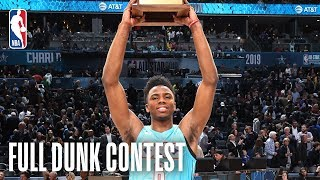 2019 NBA AT&T Dunk Contest | 2019 NBA All-Star Video