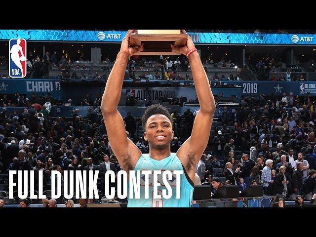 2019 NBA AT&T Dunk Contest   2019 NBA All-Star