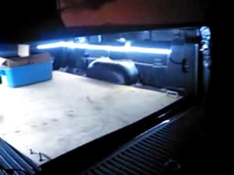 & Toyota Tundra Truck LED bed lights - YouTube azcodes.com