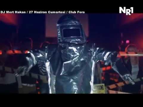 DJ MERT HAKAN Live BODRUM CLUB FORA