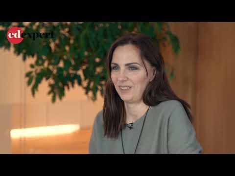 #кризус Интервью президента «Рыбаков Фонда» Екатерины Рыбаковой издателю «EdExpert» Денису Кравченко