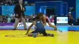 Besik KUDUKHOV Highlights 2007 Worlds