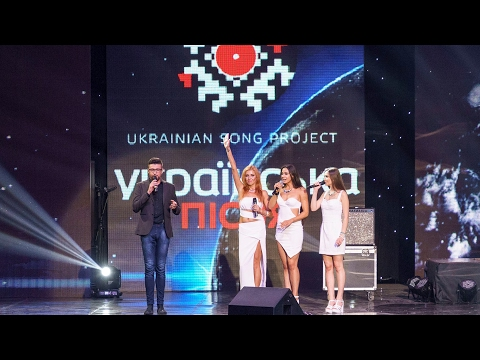 Mirami - Я малюю (I'm Painting) (Live on Ukrainian Song Project 2016)
