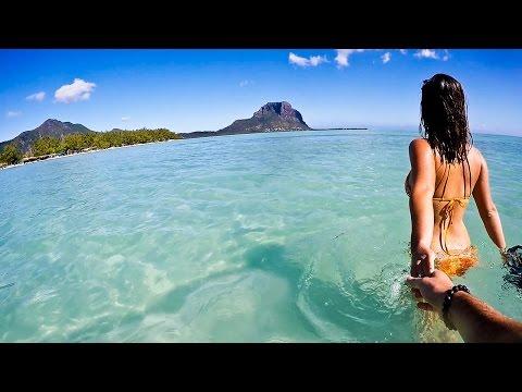 Vacances à l'île Maurice (HD) - GoPro Hero 4 Silver