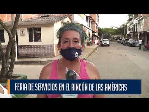 Al barrio Rincón de las América llegó la feria de servicios de la alcaldía de Ibagué