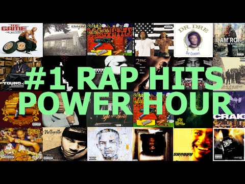 #1 Rap/Hip-Hop Songs 1990-2015 Power Hour Drinking Game