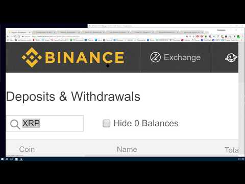 Binance has a Secret Desktop App | Site Navigation & Trade Entry Tutorial | Dec 14, 2017