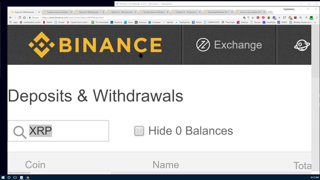 How To Transfer Funds To Binance Trading Api Poloniex – Grönsol