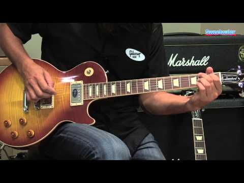 Gibson Les Paul Standard Plus 2013 Electric Guitar Demo - Sweetwater Sound