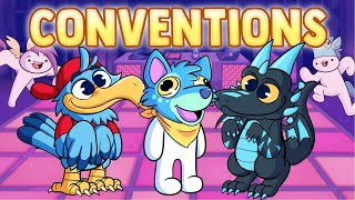 Download Conventions (I miss them)