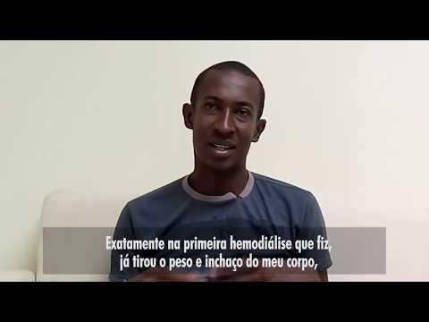 Depoimento do Paciente Mateus Macario  SETEMBRO VERDE 2018  HEMODIÁLISE BAHIA