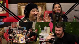 Michael Bisping UFC Talk with Bobby Lee. TigerBelly (Champion/Joanna/Fighters Penis)