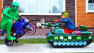 سينيا لا تريد مشاركة الدراجات النارية مع الأجانب