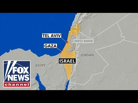 Israel strikes Gaza targets after Hamas rocket launch