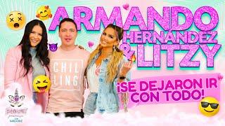 Litzy y Armando Hernández en Pinky Promise -T1 - Ep 22