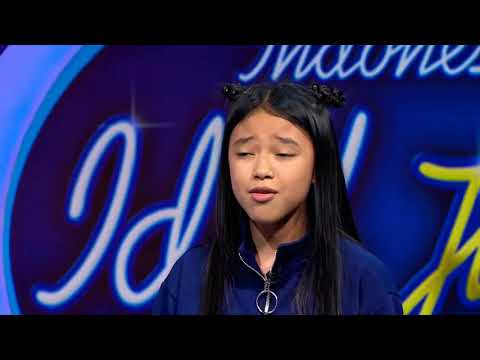 Anneth - Love (keyshia cole)- indonesian idol junior 2018