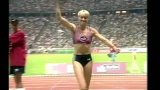 Women's long jump - Berlin 1997